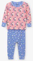 Hatley dziewczęca piżama z kotkami