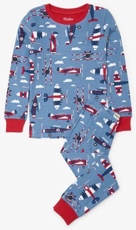 Hatley piżama chłopięca 92 niebieska
