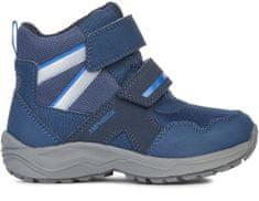 Geox chlapčenské zimné topánky Kuray