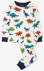 Hatley chlapčenské pyžamo s dinosaurami