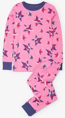 Hatley lány pizsama csillagokkal