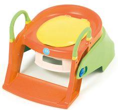 DBB Remond stol za WC školjko z možnostjo transformacije