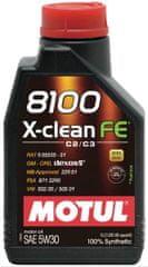 Motul 8100 X-CLEAN FE 5W30 1L