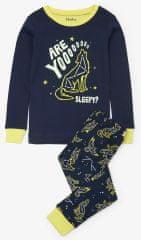 Hatley chłopięca piżama z motywem gwiazd