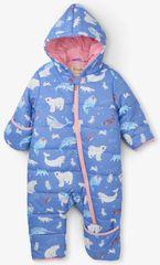 Hatley fantovski zimski kombinezon s polarnimi živalmi