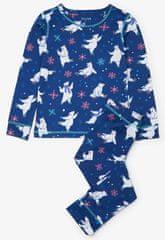 Hatley chlapčenské pyžamo s polárnymi medveďmi