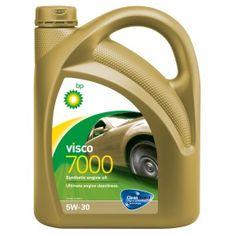 BP Europa SE VISCO 7000 LL III 5W30 4L