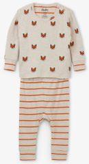 Hatley dječja pidžama s lisicom