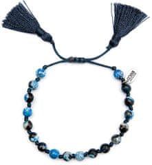 CO88 Bransoletka z niebieskiego agatu 865-180-080041-0000