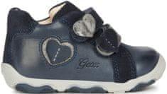 Geox dievčenské zimné topánky New Balu´