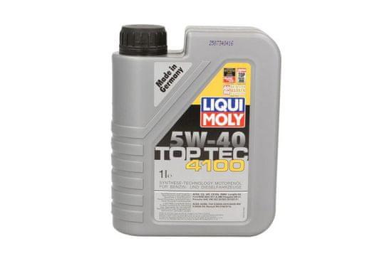 Liqui Moly 9510 TOP TEC 4100 5W-40 1L