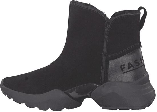 Tamaris dámska členková obuv 26202 37 čierna