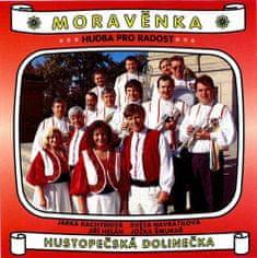 Moravěnka: Hustopečská dolinečka - CD