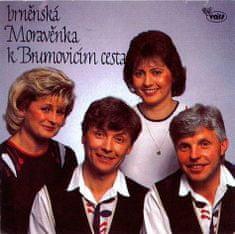Moravěnka: K Brumovicím cesta - CD