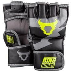"""VENUM MMA rukavice """"Charger"""", čierna/zelená M"""