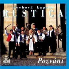 Rustica: Pozvání - CD