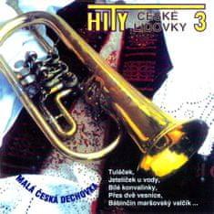Malá česká dechovka: Hity české lidovky 3 - CD