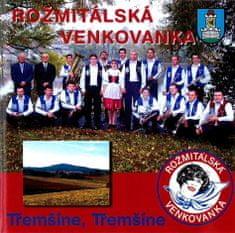Rožmitálská venkovanka: Třemšíne, Třemšíne - CD