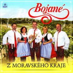 Bojané: Z moravského kraje - CD