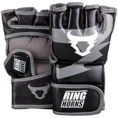 "VENUM MMA rukavice ""Charger"", čierna/šedá M"