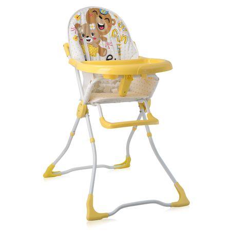 Lorelli Jídelní židlička MARCEL YELLOW BEARS