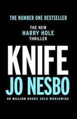 Nesbo Jo: Knife (Harry Hole 12)