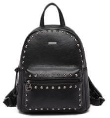 Tamaris dámsky čierny batoh Volma Backpack 3218192