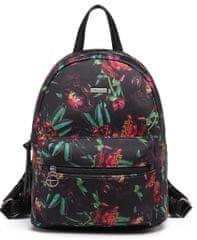 Tamaris dámsky čierny batoh Volma Backpack 3219192
