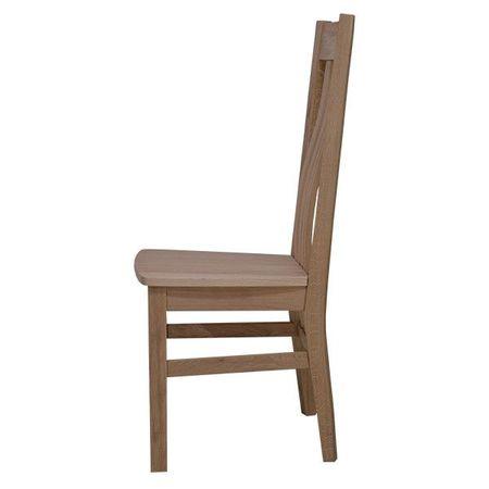 stolac LENA, 2 komada, hrast