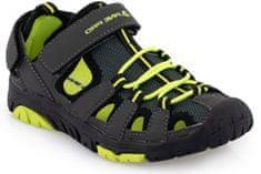 ALPINE PRO Chlapčenské sandály Kamo