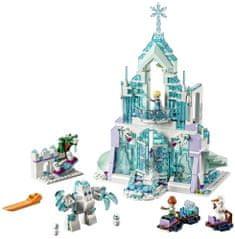 LEGO Disney Princess 43172 Elza és az ő mágikus jég palotája