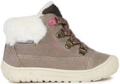 Geox dievčenské zimné topánky Omar