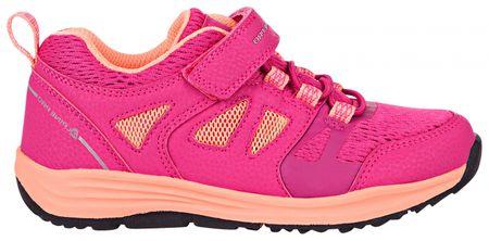 ALPINE PRO Dievčenská outdoorová obuv Arneo 33 ružová