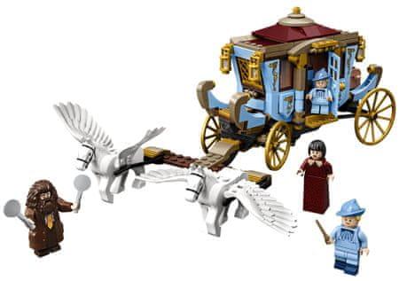 LEGO zestaw Harry Potter 75958 Powóz z Beauxbatons: Przyjazd do Hogwartu