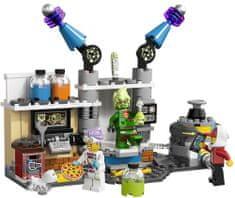 LEGO Hidden Side 70418 J. B. a jeho laboratórium plná duchov