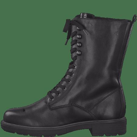 Tamaris dámská kotníčková obuv 26231 36 černá