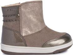 Geox dievčenské zimné topánky New Flick