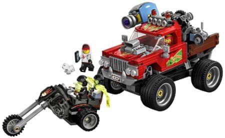 LEGO Hidden Side 70421 El Fuegov kamion