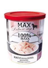FALCO karma dla psów MAX deluxe mięso z indyka bez kości, 800 g