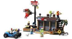 LEGO zestaw Hidden Side 70422 Atak na stoisko z krewetkami