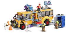 LEGO Hidden Side 70423 Paranormální autobus 3000