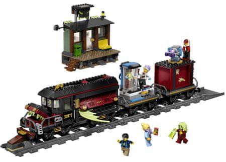LEGO Hidden Side 70424 Strašni vlak