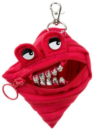Zipit Grillz Monster kapsička Red