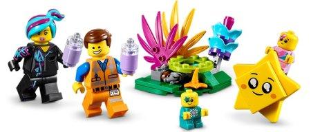LEGO zestaw Movie 70847 Dzień dobry, Brokaciątka!