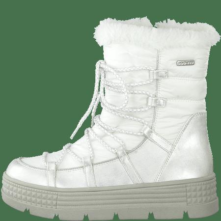 Tamaris 26431_1 ženski škornji za sneg, 40, beli