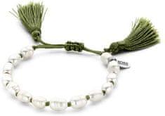 CO88 Bransoletka wykonana z prawdziwych pereł 865-180-090114-0000