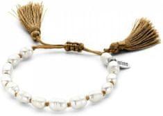 CO88 Bransoletka wykonana z prawdziwej perły 865-180-090115-0000