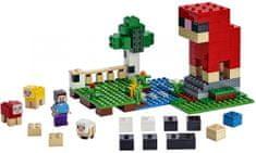LEGO Minecraft 21153 Farma ovaca