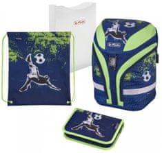 Herlitz plecak szkolny motion Goal - wyposażony