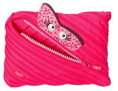 Zipit Talking Monstar nagy méretű tolltartó / tok Dazzling Pink